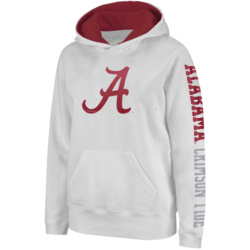 Alabama Crimson Tide Youth Swift Pullover Hoodie Sweatshirt ...