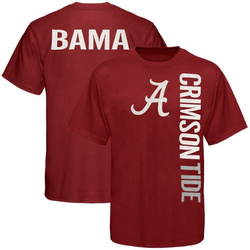 Alabama Crimson Tide Crimson Fusion T-shirt