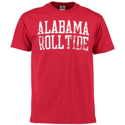 Alabama Crimson Tide Straight Out T-Shirt - Crimson