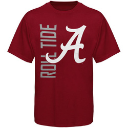 Alabama Crimson Tide Youth Go Large T-Shirt - Crimson